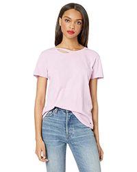 n:PHILANTHROPY Casual Tee Shirt - Pink