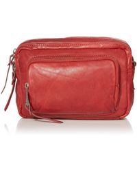 Lucky Brand Lucky Inzy Belt Bag - Red