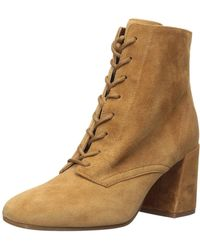 Vince Halle Lace Up Ankle Boot - Multicolor