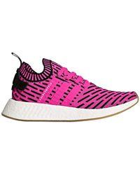 adidas Originals - Nmd_r2 Pk Running Shoe - Lyst