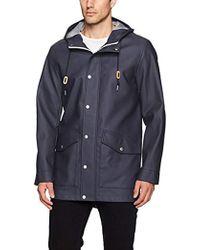 Levi's - Rubberized Rain Parka Jacket - Lyst