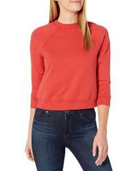AG Jeans Jadyn Vintage Fit Crewneck Sweatshirt - Multicolor