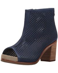 Hush Puppies Reyna Mariska Heeled Sandal - Blue