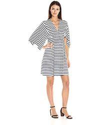 Rachel Pally - Mini Caftan Dress - Lyst