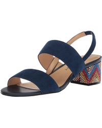 Katy Perry The Annalie Heeled Sandal - Blue