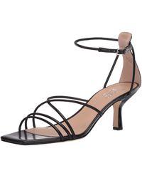 Franco Sarto Mia Heeled Sandal - Black