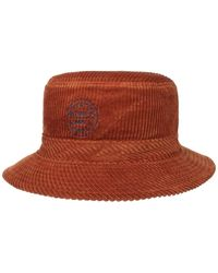 BRIXTON Mens Gate Ii Short Brim Bucket Hat