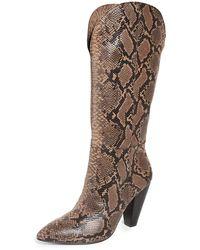 Splendid Palmer Ii Tall Boots - Brown
