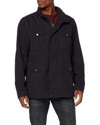 Amazon Essentials Utility Jacket Outerwear-Jackets - Nero