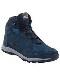 Jack Wolfskin - Activate Xt Texapore Mid Waterproof Hiking Boot - Lyst