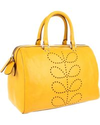 Orla Kiely U12sb-sts066/745/00 Hobo,buttercup,one Size - Yellow