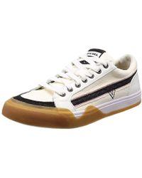 DIESEL - S-grindd Low Lace Sneaker - Lyst