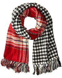 Steve Madden - Double Play-d Blanket Wrap, - Lyst