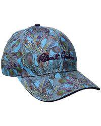 Robert Graham Headwear Porsa Baseball Cap - Purple