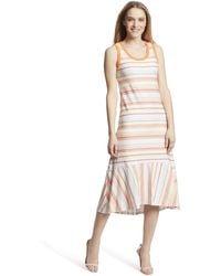 Ella Moss Sylvia Sleeveless Maxi Knit Dress - Natural