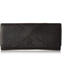 Ecco Linnea Continental Wallet - Black