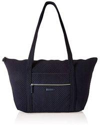 Vera Bradley - Iconic Miller Travel Bag, Microfiber - Lyst