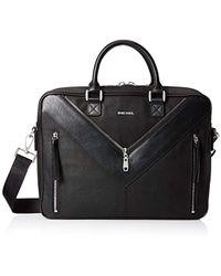 DIESEL - Mr. V Zipper Mr. V-briefcase I - Lyst