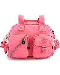 Kipling Defea Cross Body - Pink