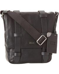 BOSS by HUGO BOSS Boss Ritit Laptop Case,black,one Size