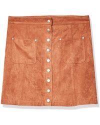 BB Dakota Mini Skirt - Multicolor