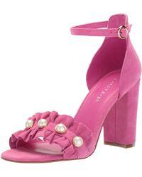 Marc Fisher King Sandal - Pink