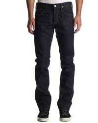 Hudson Jeans Jeans Byron Straight-leg Jean In - Blue