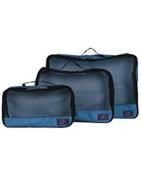 Ben Sherman Unisex Adultpacking Organiser - Blue