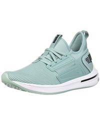 bfba932b71ce Lyst - PUMA Ignite Limitless Sr Evoknit Sneaker in Gray