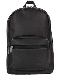 Kenneth Cole Reaction Ahead Of The Pack Backpack - Black