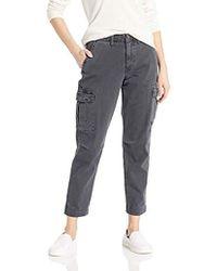 Hudson Jeans Jane Slim Cargo - Multicolor