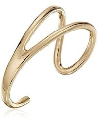 French Connection - S Open Cuff Bracelet - Lyst