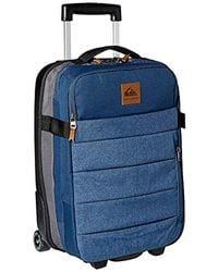 Quiksilver New Horizon Luggage Roller, Moonlight Ocean, 1sz - Multicolor
