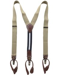 Tommy Hilfiger 32mm Suspender With Convertible Clip - Multicolour
