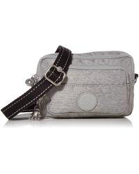 Kipling Multiple 2-in-1 Convertible Waistpack - Gray