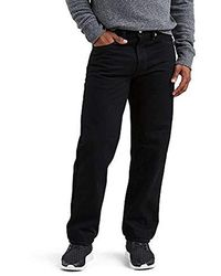 Levi's 550-relaxed Fit Jean - Black