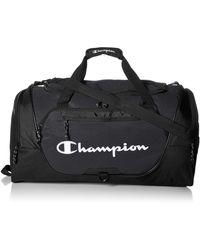 "Champion Expedition 24"" Duffel - Black"