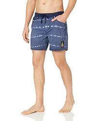 f1f41231a68 Men's DIESEL Beachwear - Lyst