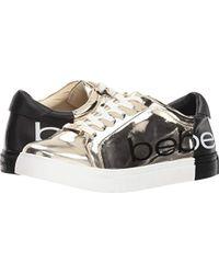 Bebe - Charley Sneaker - Lyst