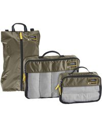 Eagle Creek National Geographic Adventure Essential Packing Set - Green