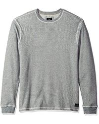 Rip Curl - Sherm Crew Thermal - Lyst