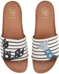 375a846d6f2 Cole Haan - S Pinch Lobster Sandal - Lyst