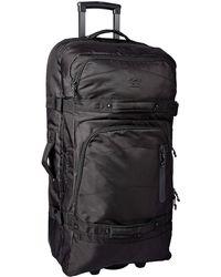 Billabong Booster 110l Travel Bag Stealth One Size - Black
