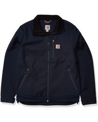 Carhartt Mens Crowley Jacket - Blue