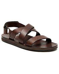 FRYE Mens Cape Double Band Sandal