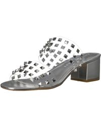 Katy Perry The Kenzie Heeled Sandal - Metallic