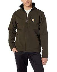 Carhartt Crowley Jacket (regular And Big & Tall Sizes) - Brown