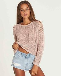 Billabong - Sea Ya Soon Pullover Sweater - Lyst