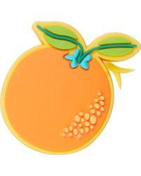 Crocs™ Decorazione Scarpe Cibo | Personalizza con Jibbitz - Arancione