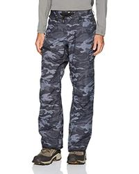 Quiksilver - Forest Oak 15k Snowboard Ski Pants - Lyst
